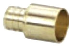 NP23LF-10 (40655) 1 PEX CRIMP x 1 COPPER hub SWEAT ADAPTER VIEGA (LEAD COMPLIANT)