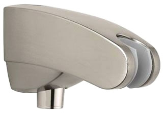 27508001 HANSGROHE PORTER E' HOLDER WITH OUTLET CHROME