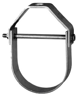 "260G-24 2-1/2"" GALVANIZED FIG 260 GRINNELL (ANVIL) STEEL CLEVIS HANGER (M-CO 4010250EG)"