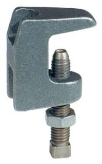 "93-03 3/8"" FIG 93 GRINNELL (ANVIL) IRON WIDE MOUTH BEAM CLAMP (M-CO 3100037PL)"