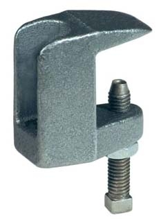 "94-06 3/4"" FIG 94 GRINNELL (ANVIL) WIDE MOUTH IRON BEAM CLAMP (MICHIGAN 310)"
