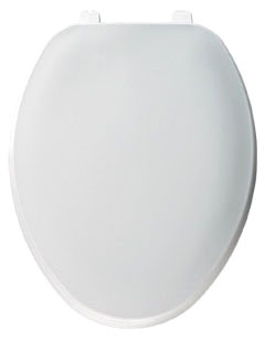 70-000 CHURCH STD ROUND WHITE TOILET SEAT CFWC (OLD 70TL/90 OLS)