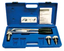 "Q6295075 1/2"" TO 1"" EXPANDER TOOL 3 HEADS AQUAPEX WIRSBO complete kit (OLD #Q6305075)"