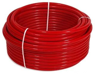 "F2040750 RED 3/4""X 100FT AQUAPEX TUBING WIRSBO"