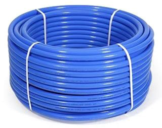 "F3060750 Blue 3/4""X300FT AQUAPEX TUBING WIRSBO"