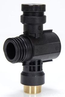 A2670001 HEPEX EP SINGLE MANIFOLD SECTION W/ ISOLATION VALVE