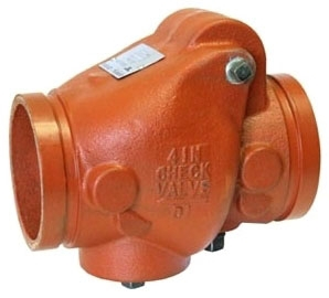"GLV-7811 6"" GRUVLOK GROOVED SWING CHECK VALVE WITH EPDM"