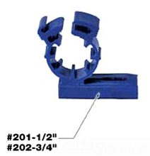 """202 3/4"""" SINGLE RESIDENTIAL PRO CLAMP"""