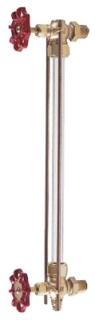20-105-00 CONBRACO GAUGE GLASS WATER, 1/2, 2-105, BRZ