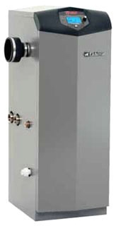 $$$ KBN106 LOCHINVAR KNIGHT GAS FIRED BOILER, 93% AFUE, 105 MBH INPUT/95 MBH OUTPUT, NET I=B=R 83 MBH