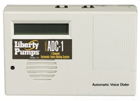 ADC-1 LIBERTY AUTO DIALER FOR ALARMS AND CONTROL PANELS. {ALM-P1 alarm required}