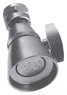 141-377 (K) POWERS SHOWERHEAD