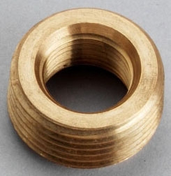 0318F-1006 1X3/4 BRASS FACE BUSHING Not approved for Potable Water 2014