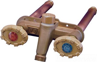 "22CP-120 12"" WOODFORD HOT & COLD HORIZONTAL HYDRANT WITH VACUUM BREAKER"