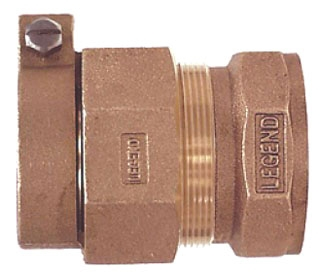 "313-275NL-10 1"" LEGEND COP TUBE COMP X FIP ADAPTER LEAD COMPLIANT"