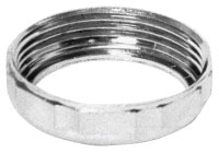 "985-6 1-1/2"" DIE CAST NUT, SLIP CHROME PLTD, SIOUX 0140766"