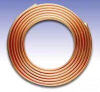 "R-0250 1/4"" OD X 50FT REFR. SOFT COPPER {Sold by Coil}"