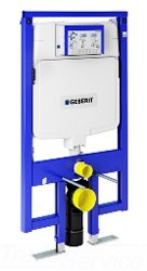 111.728.00.1 GEBERIT DUOFIX CARRIER ,CARRIER FRAME W/ SIGMA CONCEALED TANK (UP720) 2X4 INSTALLATION