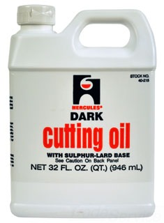 40215 1QT DARK CUTTING OIL CO-2D