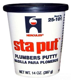25101 14OZ PLASTI-PUTTI (PP-1)