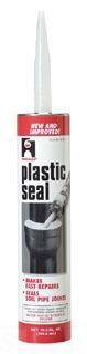 25-215 HERCULES PLASTIC SEAL 10.3 OZ TUBE (REPLACES OATEY 30614 PIPE SEAL...PLASTIC LEAD)