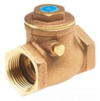 "UP904-14 1-1/2"" IP HAMMOND 125# WSP 300 WOG SWING CHECK VALVE LEAD COMPLIANT"