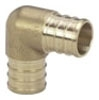 NP07LF-10 (46955) 1 PEX CRIMP 90 ELL (Lead Compliant)