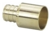 NP23LF-04 (46635) 1/2 PEX CRIMP X COPPER SWEAT ADAPTER (Lead Compliant)
