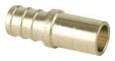 NP232LF-06 (46644) 3/4 PEX CRIMP X COPPER FITTING ADAPTER (Lead Compliant)