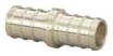 NP00LF-04 (46434) 1/2 PEX CRIMP COUPLING (Lead Compliant)