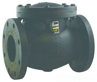 "6SC10E01 8"" APOLLO 125# WSP 200# WOG IBBM FLANGED SWING CHECK VALVE **Not approved for potable water 2014** MODEL #: 6SC10E01"
