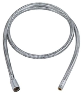 46.092 GROHE REPLACEMENT HOSE USED ON LADYLUX/EUROPLUS FAUCET
