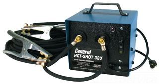 HS320 GENERAL HOT SHOT PIPE THAW 320 AMP FROZEN PIPE (113110)