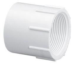 "4603-06 3/4"" SCH 40 PVC FEMALE ADPT (435-007 LASCO)(PVC 02101)"