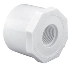 46183-1210 1-1/4X1 SCH 40 PVC SXFE BUSHING (438-168 LASCO)(PVC 2108)