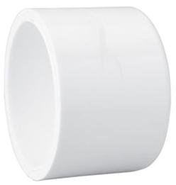 """4617-14 1-1/2"""" SCH 40 PVC CAP (447-015BC LASCO) (PVC 2116)"""
