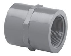 "4503-30 3"" SCH 80 PVC FE ADAPTER (835-030 LASCO)(PVC 8101)"