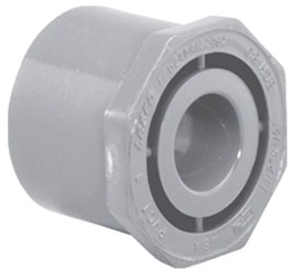 5118-3020 3X2 CPVC SCH 80 SOC BUSHING (LASCO NUMBER 9837-338)