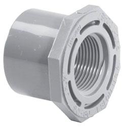 51183-1006 1 X 3/4 SCH 80 CPVC SPIGOT X FIP BUSHING 838-131C