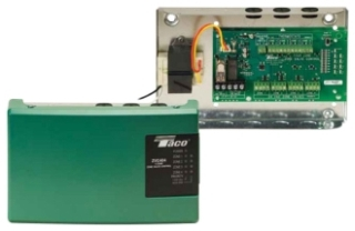 ZVC406-EXP-4 TACO 6 ZONE VALVE CONTROL WITH POWER PORT OPTION AND PRIORITY