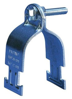 "AS1100-50 5"" FIG AS1100 GRINNELL (ANVIL) GALVANIZED STEEL PIPE CLAMP (USC143EG) (5.50 - 5.75"") (139.7 - 146.1M)"