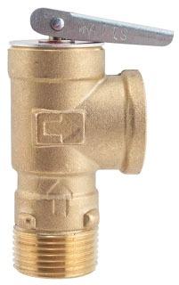 LF3L-150 WATTS 3/4 PRESSURE RELIEF VALVE (0556034) LEAD COMPLIANT