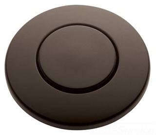 STC-ORB OIL RUBBED BRONZE ISE BUTTON FOR USE WITH STS-00 AIR SWITCH