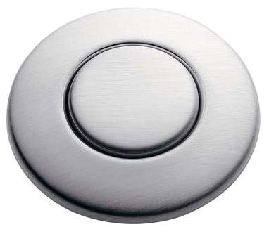 STC-SN ISE BUTTON FOR USE WITH STS-00 AIR SWITCH SATIN NICKEL