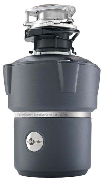 PRO COVER CONTROL PLUS ISE 7/8HP DISPOSER , 9YR WARRANTY AUTO REVERSE ANTI-MICROBIAL BAFFLE