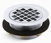 "K9132-CP KOHLER 2"" SHOWER GRID DRAIN"