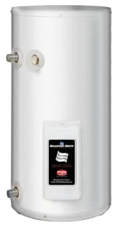 RE110U6-1NAL264 BRADFORD WHITE 10 GAL ELECTRIC WATER HEATER 1500 WATT, 120/1/60 WITH T&P RELIEF VALVE AND ALUMINUM ANODE