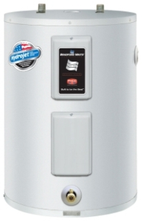 RE240L6-1NCWW-264 40 GAL 6YR 240VOLT/4500W ENERGY SAVER ELECTRIC WATER HEATER With T/P VALVE AND ALUMINUM ANODE