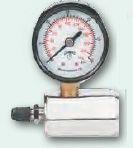 019718 CHERNE GAS TEST GAUGE & BODY 0-100PSI (SCHAUL 1515-100)