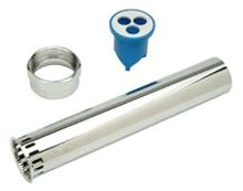 P6003-2-A-AA-CP ZURN 3/4 X 21 CP FLUSH TUBE/ VACUUM BREAKER W/ NUT